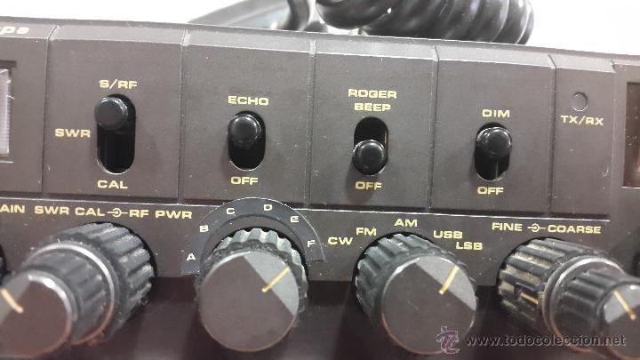 Radios antiguas: EMISORA DE 27 (LA MÍTICA NEVADA COPPA SADELTA ) - Foto 6 - 48416113