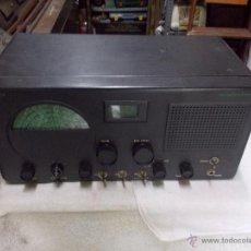 Radios antiguas: RADIO HALLICGRAFTERS S.40B. Lote 48907084