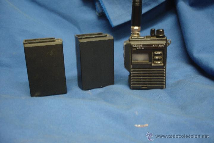 Radios antiguas: - WALKIE TALKIE YAESU FTH-2008 - Foto 6 - 26044221