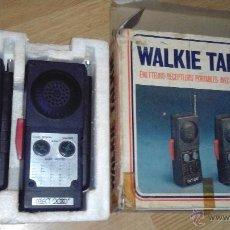Radios antiguas: WALKIE TALKIE - CELECT 2000 - MODELO 602. Lote 51507689