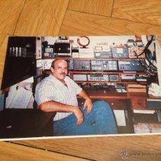 Radios antiguas: ANTIGUA ORIGINAL POSTAL TARJETA RADIOAFICIONADO QSL NERJA. Lote 52719550