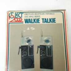 Radios antiguas: WALKIE TALKIES. Lote 53320329