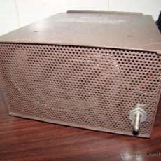 Radios antiguas: POWER SUPPLY AND SPEAKER - CARSON - CALIFORNIA U.S.A.. Lote 53519887