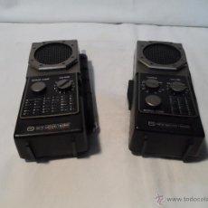 Radios antiguas: WALKIE TALKIE. Lote 54561604