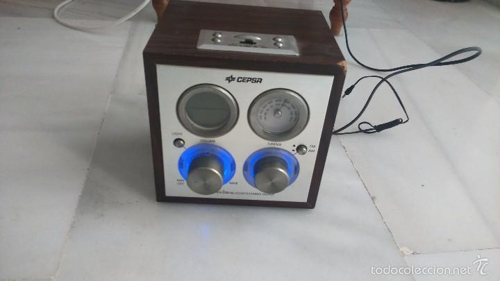 RADIO CEPSA (Radios, Gramófonos, Grabadoras y Otros - Radioaficionados)