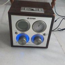 Radios antiguas: RADIO CEPSA. Lote 55151387