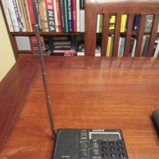 Radios antiguas: RADIO MULTIBANDA SONY. Lote 56117296