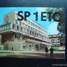 Radios antiguas: TARJETA POSTAL QSL RADIOAFICIONADOS 1973, KOSZALIN, POLAND - POLONIA. Lote 57543346