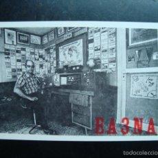 Radios antiguas: TARJETA POSTAL QSL RADIOAFICIONADOS - CAMBRILS, TARRAGONA, ESPAÑA - 1976. Lote 58228622