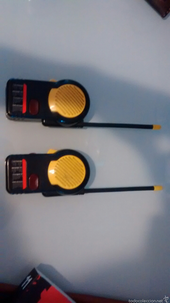 Radios antiguas: Walkie talkies - Foto 1 - 58385968
