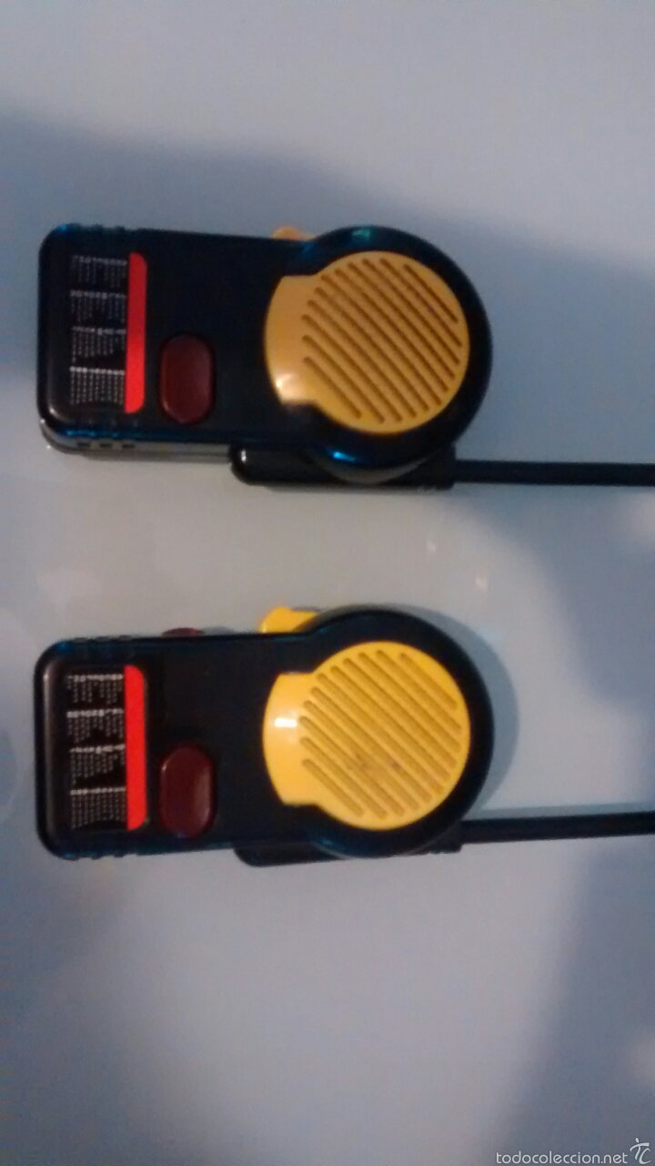 Radios antiguas: Walkie talkies - Foto 2 - 58385968