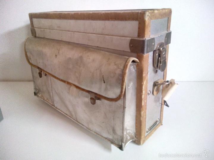Radios antiguas: Emisora portatil vintage FM SENDER RSE 300. ELEKTRO APPARATEBAU MUNCHEN - Foto 7 - 194300457