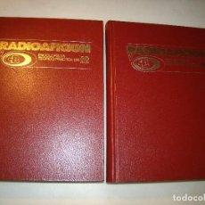 Radios antiguas: RADIOAFICIÓN Y CB - ENCICLOPEDIA TEÓRICO PRACTICA EN 60 LECCIONES - MARCOMBO . Lote 62027848