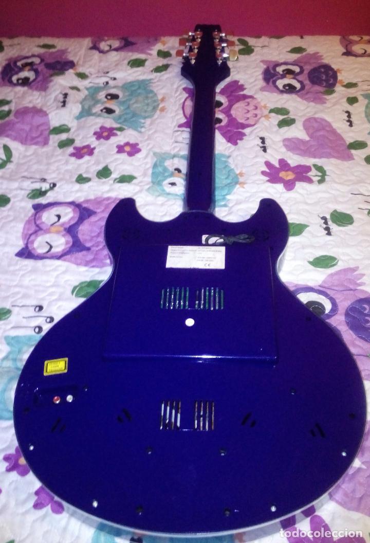 Radios antiguas: Compact Disc Digital Audio Guitarra Londres - Foto 5 - 62224952