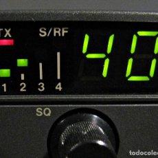 Radios antiguas: EMISORA SIN USAR PRESIDENT HARRY RADIO 27MHZ COMO NUEVA. Lote 63345620