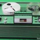 Radios antiguas: MAGNETÓFONO DE BOBINA GRUNDIG MODELO TK 141 U. FUNCIONA. Lote 70129589