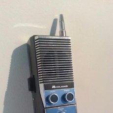 Radios antiguas: EMISORA MIDLAND 13-762 AÑO 1977. Lote 72046443