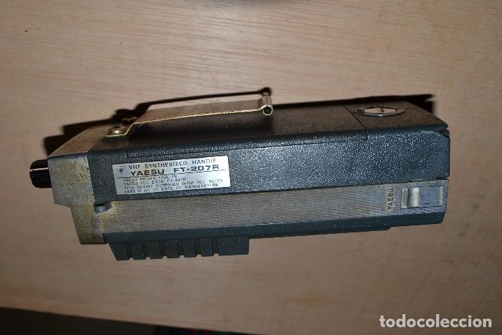 Radios antiguas: walkie talkie yaesu FT-207R - Foto 2 - 182663722