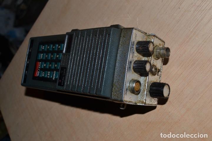 Radios antiguas: walkie talkie yaesu FT-207R - Foto 7 - 182663722