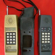 Radios antiguas: SPACEMASTER CTS-708DX Y CTS-708DX-II. Lote 80400173