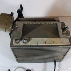 Radios antiguas: ANTIGUA EMISORA DE RADIO AFICIONADO PORTATIL DE LA GENERAL ELECTRIC.. Lote 86383848