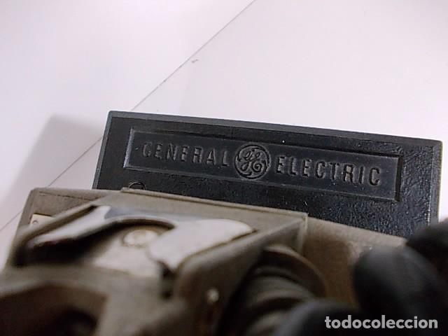 Radios antiguas: ANTIGUA EMISORA DE RADIO AFICIONADO PORTATIL DE LA GENERAL ELECTRIC - Foto 2 - 86748264