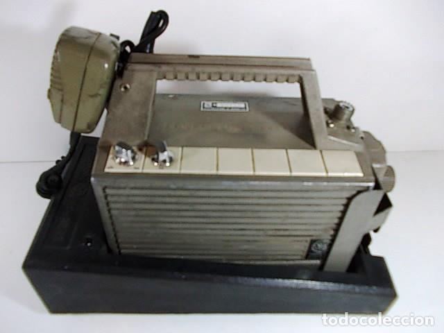Radios antiguas: ANTIGUA EMISORA DE RADIO AFICIONADO PORTATIL DE LA GENERAL ELECTRIC - Foto 4 - 86748264