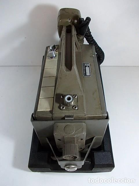 Radios antiguas: ANTIGUA EMISORA DE RADIO AFICIONADO PORTATIL DE LA GENERAL ELECTRIC - Foto 8 - 86748264