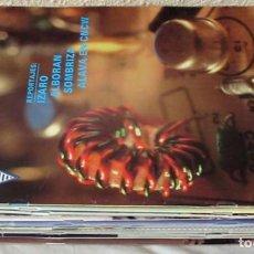 Radios antiguas: LOTE DE 11 REVISTAS 1988 - URE / UNIÓN DE RADIOAFICIONADOS ESPAÑOLES - VER FOTOS. Lote 87508256