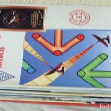 Radios antiguas: LOTE DE 11 REVISTAS 1989 - URE / UNIÓN DE RADIOAFICIONADOS ESPAÑOLES - VER FOTOS. Lote 87508572