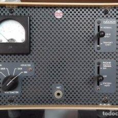 Radios antiguas: PHONEPATCH Y VATÍMETRO Y DE LA FIRMA COLLINS. Lote 93260675