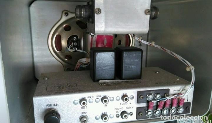 Radios antiguas: Phonepatch y vatímetro y de la firma COLLINS - Foto 2 - 93260675