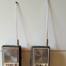 Radios antiguas: TORI 9. Lote 94519560