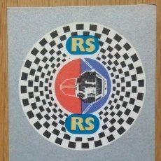 Radio antiche: TARJETA RADIOAFICIONADO - USSR. Lote 96057431
