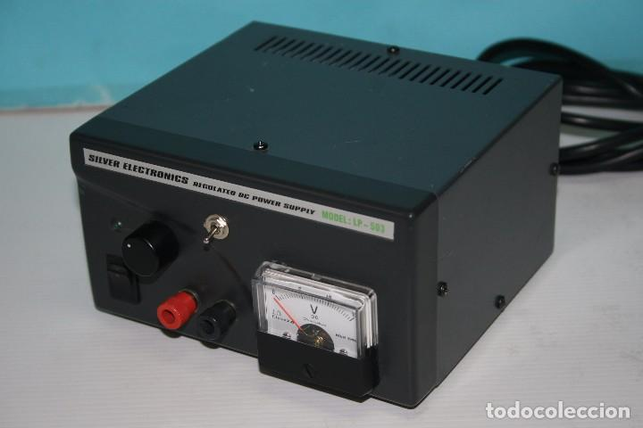 Radios antiguas: fuente de alimentacion - Foto 2 - 96549891