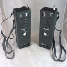 Radios antiguas: TRANSCEPTOR TOKAI TC-5005 - JAPAN - 2 UNIDADES - CON MANUAL. Lote 96701847