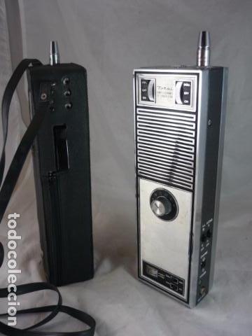 Radios antiguas: Transceptor TOKAI TC-5005 - Japan - 2 Unidades - Con Manual - Foto 7 - 96701847
