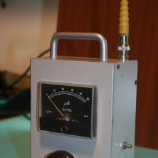 Radios antiguas: MEDIDOR DE CAMPO VHF.. Lote 96771151