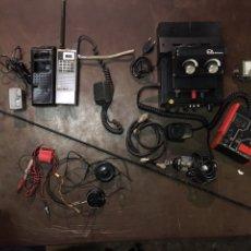 Radios antiguas: LOTE DE RADIOAFICIONADO. VARIOS ELEMENTOS KENWOOD, SADELTA, TELNIX, EA ELECTRONICA Y REACE. Lote 97367443