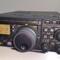 Radios antiguas: YAESU FT-897D MULTI-BANDA HF / VHF / UHF TRANSCEPTOR 0.1-56MHZ - 76-108MHZ - 118-164MHZ - 420-470MHZ. Lote 97834711