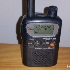 Radios antiguas: ICOM IC-R2 RADIO ESCÁNER 495 KHZ A 1309,9 MHZ AM FM FMW. Lote 98081499