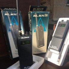 Radios antiguas: TRANSMISORES ALAN 38. Lote 98194959