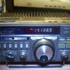 Radios antiguas: EMISORA YAESU FT-757GX . Lote 98788323