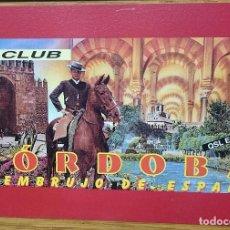 Radios antiguas: TARJETA POSTAL QSL RADIO-AFICIONADO AN ESPECIAL CÓRDOBA EMBRUJO DE ESPAÑA. Lote 99695735