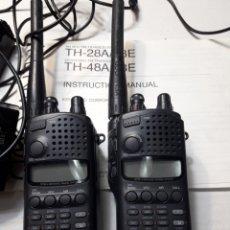 Radios antiguas: RADIO TRANSMISORES RECEPTORES ANTIGUOS KENWOOD. Lote 102837139