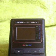 Radios antiguas: CASIO MINI TV. Lote 102841751