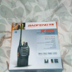 Radios antiguas: PAREJA DE WALKIE BAOFENG. Lote 103230231