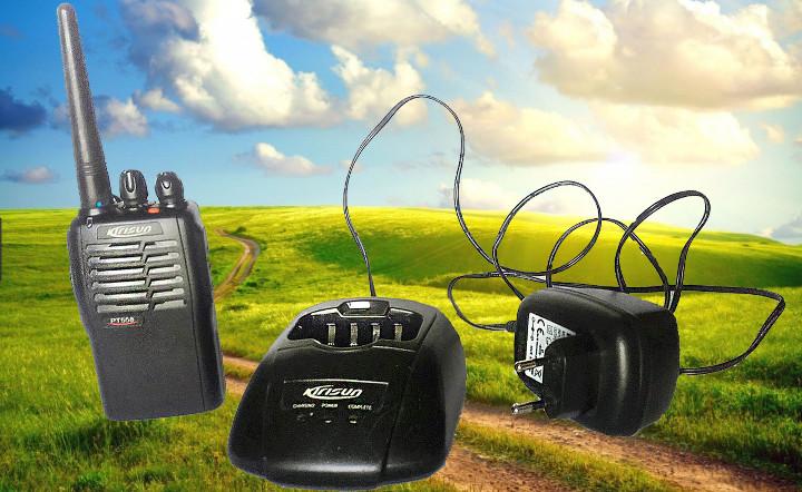 WALKIE-TALKIE KIRISUN PT558 (Radios, Gramófonos, Grabadoras y Otros - Radioaficionados)