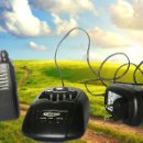 Radios antiguas: WALKIE-TALKIE KIRISUN PT558. Lote 78620113