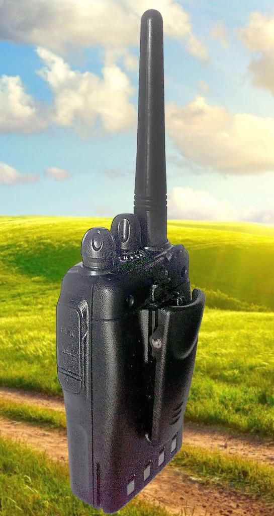 Radios antiguas: Walkie-Talkie Kirisun PT558 - Foto 3 - 78620113